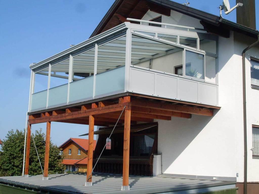 Relativ Balkon-Geländer - Terrassendächer von ABC-Bauelemente RM09