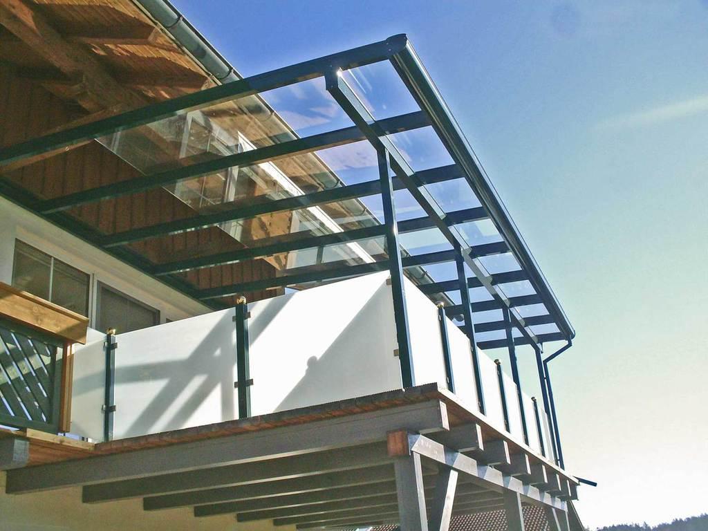 balkon berdachung terrassend cher von abc bauelemente. Black Bedroom Furniture Sets. Home Design Ideas